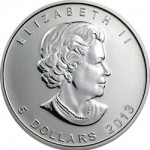 2013SilverMapleLeafOBV